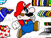 Play Mario Dress Up Online