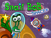 Play Snail Bob Space Online